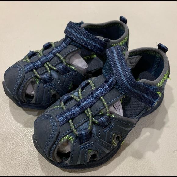 Merrell Other - Merrell Hydro Hiker Boys Sandals Size 5M